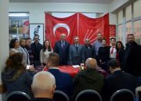 BAHRİYE ÜÇOK - Söke CHP, Uğur Mumcu Ve Gaffar Okkan'ı Unutmadı