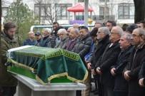 ERKAN CAN - Erkan Can'ın Ağabeyi Son Yolculuğuna Uğurlandı
