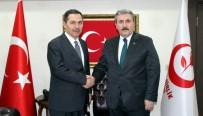 AHMET ÇOLAK - Kdz. Ereğli Belediye Başkanı Uysal Resmen BBP'de