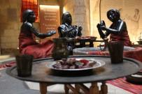 LALA MUSTAFA PAŞA - Müzeler Kenti Gaziantep'te 'Hamam Müzesi' İlgi Çekiyor