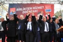 ADNAN SEZGIN - Başkan Çerçioğlu Ve İttifak Adayları Kuşadası Seçim Bürosunu Birlikte Açtı
