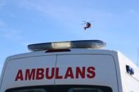 KOAH - Helikopter Koah Hastası İçin Havalandı