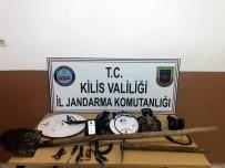 Jandarma Definecileri Suçüstü Yakaladı