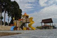 HUZURKENT - Akdeniz Belediyesi'nden 3 Bin Metrekarelik Yeni Park