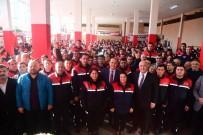 Başkan Sözlü Açıklaması 'Adana İtfaiyesinin Teçhizatı Tam, Çalışanları Fedakar'
