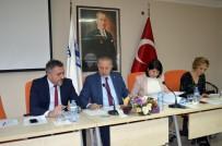 ALI ÇAĞLAR - Didim Belediye Meclisi Yeni Yılın İlk Toplantısını Yaptı