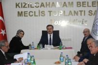 Kızılcahamam Belediyesi Ocak Ayı Meclis Toplantısı Yapıldı