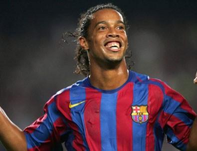 Ronaldinho'ya yasak