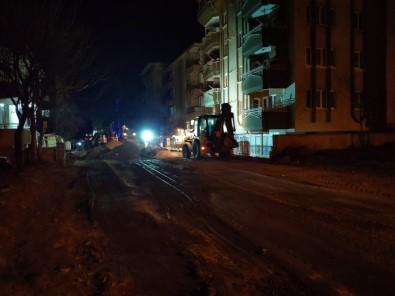 Erbaa'da Altyapı Çalışması