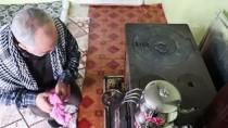 Kış Aylarında Köy Evlerinin Vazgeçilmezi Açıklaması Kuzine Soba