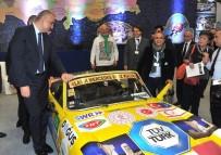 EUROPA - Bakan Ersoy, TFF Standını Ziyaret Etti