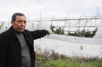 ESENPıNAR - Mersin'de 5 Dakikalık Hortumda 9 Milyon Lira Hasar Oluştu