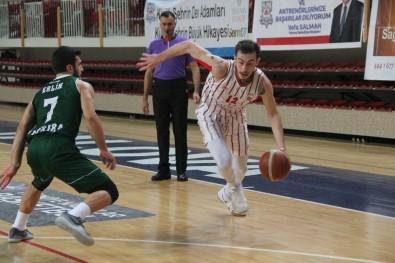 Türkiye Basketbol Ligi Açıklaması Yalova Belediyespor Açıklaması 88 - OGM Ormanspor Açıklaması 86