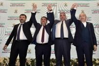 KEMALETTİN AYDIN - Gümüşhane AK Parti'den 'Vefa Yemeği'