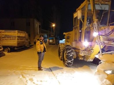 Doğu Anadolu'da Kar, Kış