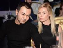 CHLOE LOUGHNAN - Serdar Ortaç'la eşi Chloe Loughnan'ın arası açıldı