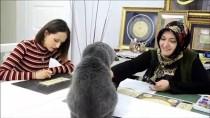 Sevimli 'Yol Arkadaşları' İle Tezhip Sanatını Yaşatıyor