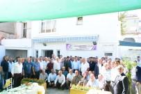 İFTAR YEMEĞİ - Alaşehir'de Hem Tasarruf Hem Hizmet Yapılıyor