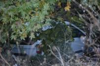 Bigadiç'teki Kazada İki Kişi Yaralandı