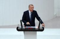 CELAL ADAN - Cumhurbaşkanı Erdoğan Genel Kurul'da