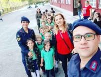 ÖZBAĞı - Jandarma Çocukları Unutmadı
