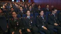 MEZUNİYET TÖRENİ - Jandarma Ve Sahil Güvenlik Akademisi Yeni Eğitim Yılı Açılış Töreni