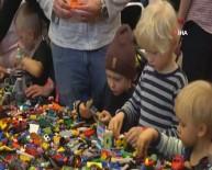 HELSINKI - Lego Festivali Renkli Görüntüler Oluşturdu