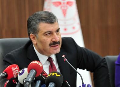 Sağlık Bakanı Koca'dan Sigara Yasağı Düzenlemesine İlişkin Açıklama
