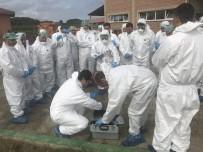 AYHAN AKMAN - Veteriner Hekimlere Şarbon Hastalığı Salgın Yönetimi Ve Saha Tatbikatı