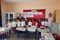 Yüzügüllü Okul Ziyaretlerini Sürdürdü