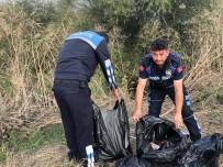 Çanakkale'de Torba Torba Eşek Eti Geçirildi