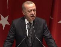 Erdoğan'dan AB'ye: Kapıları açarız