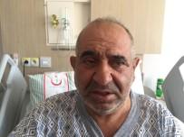 YÜZ FELCİ - Şah Damarına Kadar Uzanan Kitle Ameliyatla Alındı