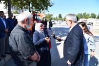 MUSTAFA UYGUN - SDÜ-Adliye  Bulvarı'nın Önündeki Tüm Engeller Ortadan Kalktı