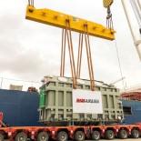 ROTTERDAM - Avrupa'ya 154 Tonluk Proje Taşındı