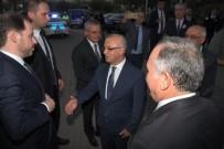 ERKAN AKÇAY - Bakan Albayrak, Manisa'da MHP'li Belediyeyi Ziyaret Etti