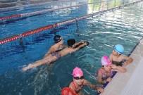 ERDAL İNÖNÜ - Çankaya'da Öğrenciler Artık Beden Eğitimi Derslerinde Yüzme Öğrenecek