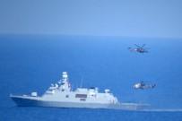 ALAY KOMUTANLIĞI - TSK'dan Akdeniz'de Nefes Kesen Tatbikat