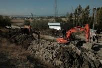 MURAT ASLAN - VASKİ Ekibinden Kanalizasyon Çalışması