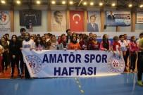 İBRAHIM PAŞA - Amatör Spor Haftası Kapanış Programı Düzenlendi