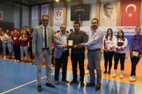 MUSTAFA AVCı - Amatör Spor Haftasında İHA'ya Teşekkür Plaketi