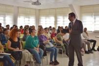 ASLIHAN GÜRBÜZ - Balıkesir Büyükşehir'in Kursuna Ünlü Akını