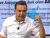 TAHİR SARIKAYA - Beyaz TV sunucusundan İzmir Barosu'na sert tepki