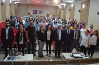 İl Sağlık Müdürlüğü'nden Erciyes Üniversitesi Öğrencilerine 'Organ Bağışı' Eğitimi