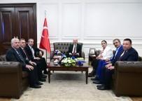 MEHMET MEHDİ EKER - Ankara'ya Hizmet Çıkarması
