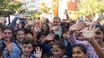BİLGİ EVLERİ - 'Barış Pınarı' Harekatına Destek Vermek Amacıyla Beyaz Güvercin Uçurdu