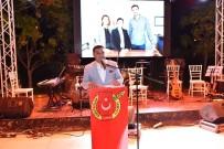 DİDEM ARSLAN - Başkan Yücel Basın Mensuplarına Seslendi Açıklaması 'Işığınız Hep Yansın'