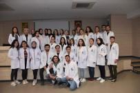 ALİ ALKAN - OMÜ'nün Kimyager Adayları Beyaz Önlüklerini Giydi