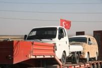 Suriye Milli Ordusu Şanlıurfa'ya Hareket Etti
