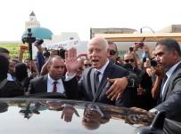 MEDYA PATRONU - Tunus'un Yeni Cumhurbaşkanı Kays Said Oldu